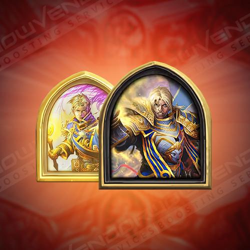 Golden / Alternate Priest Portrait boost