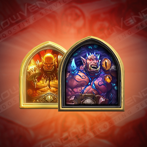 Golden / Alternate Warrior Portrait boost