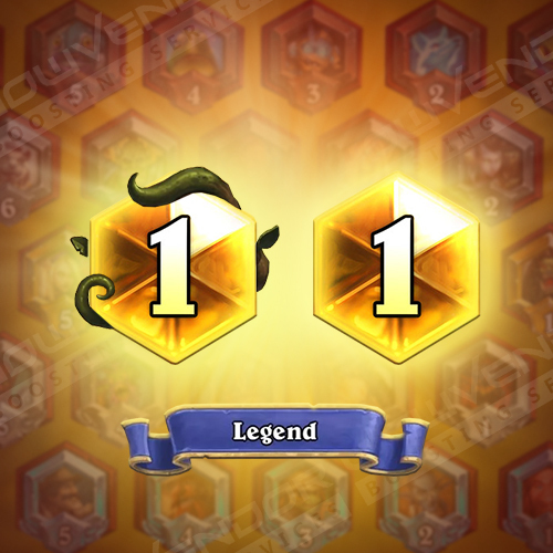 Hearthstone Rated Rank boost