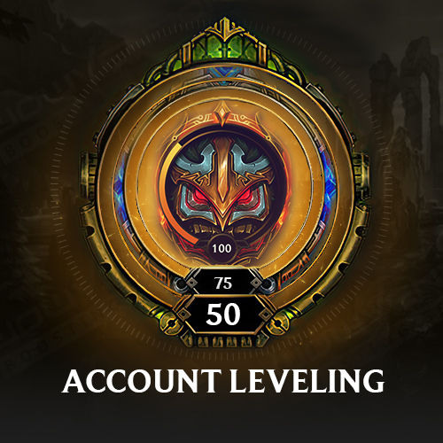 Account Leveling boost
