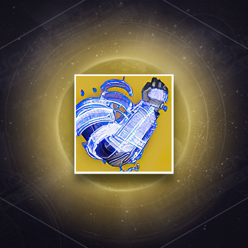 No Backup Plans Exotic Titan Arms Armor Boost