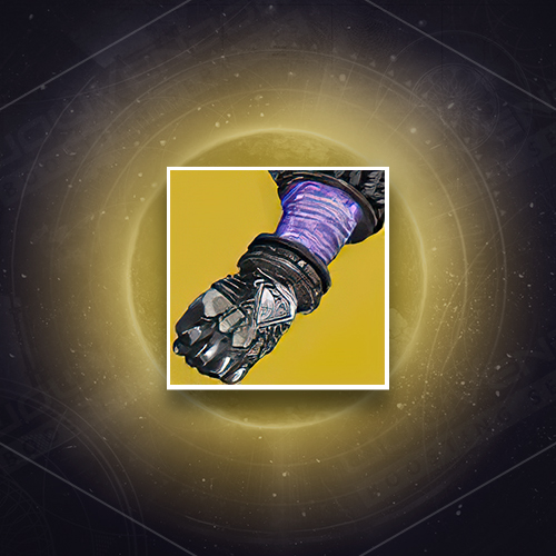 Nothing Manacles Exotic Arms Armor Boost