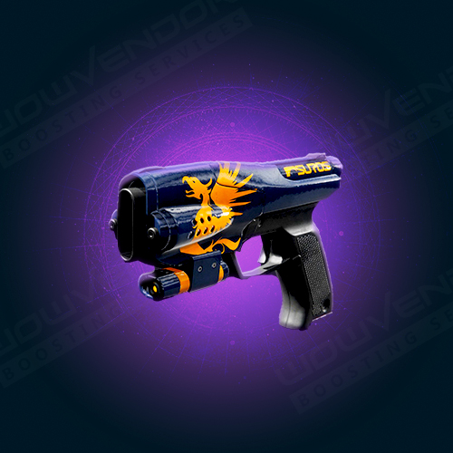 Punching Out Legendary Energy Sidearm Boost