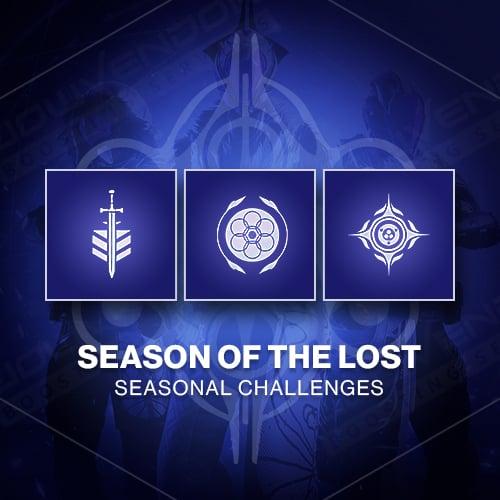 Season of the Lost Seasonal Challenges Boost