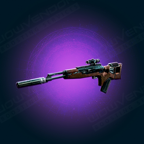 Servant Leader Legendary Kinetic Scout Rifle Boost