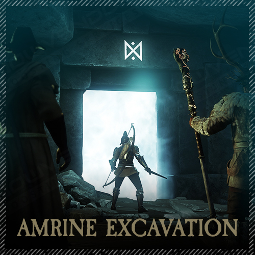 Amrine Excavation Expedition boost