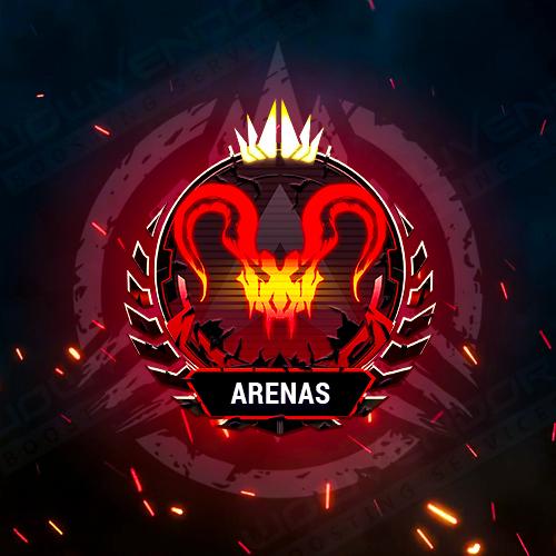 Ranked Arena 3v3 boost