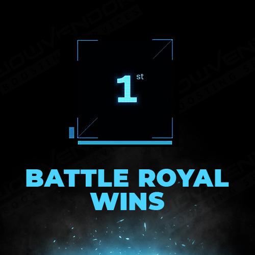 Battle Royal Wins Boost