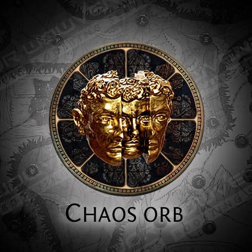 Chaos Orbs boost