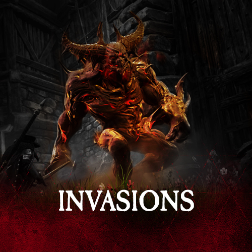 Corrupted Invasions Completion boost