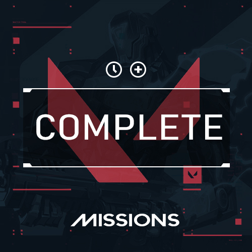 Missions completion boost
