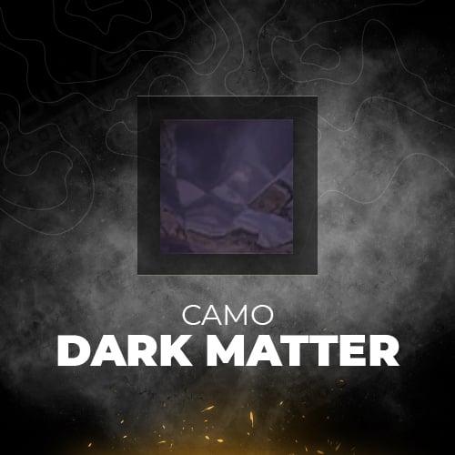 Dark Matter Weapon Camouflage Boost