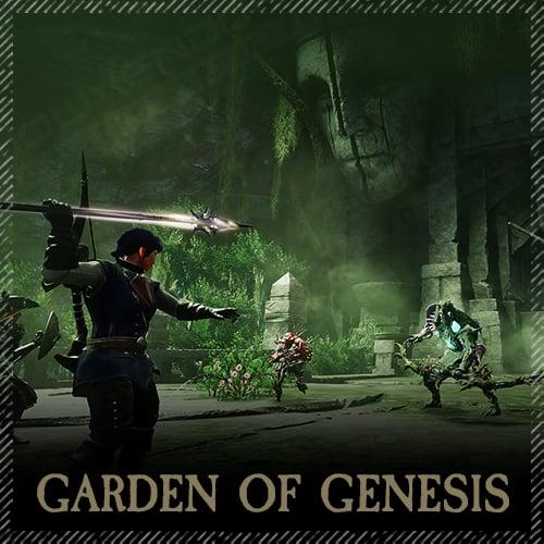 Garden of Genesis Expedition boost