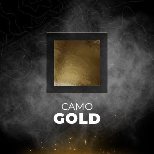 Gold Weapon Camouflage Boost