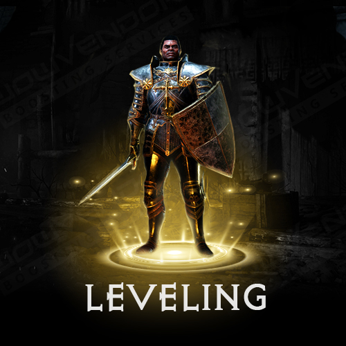 Character Powerleveling Boost