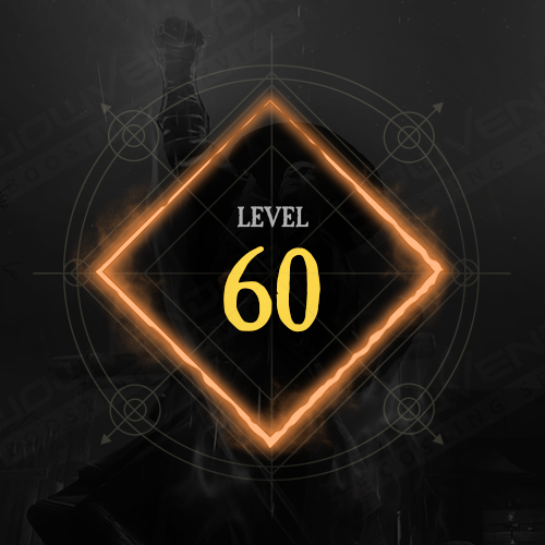 Lvl 60 Powerleveling boost