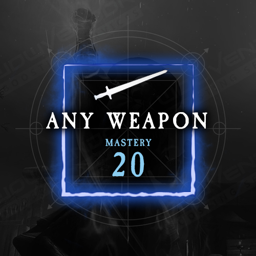 Weapon Mastery Boost