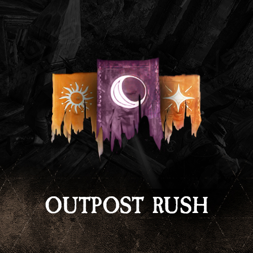 Outpost Rush wins boost