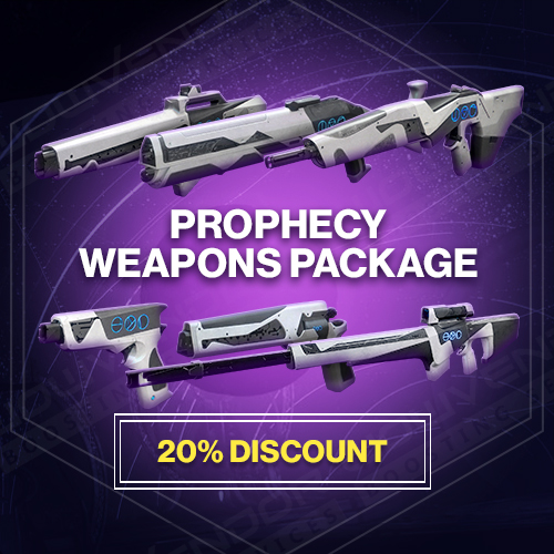 Prophecy Weapons Package Boost