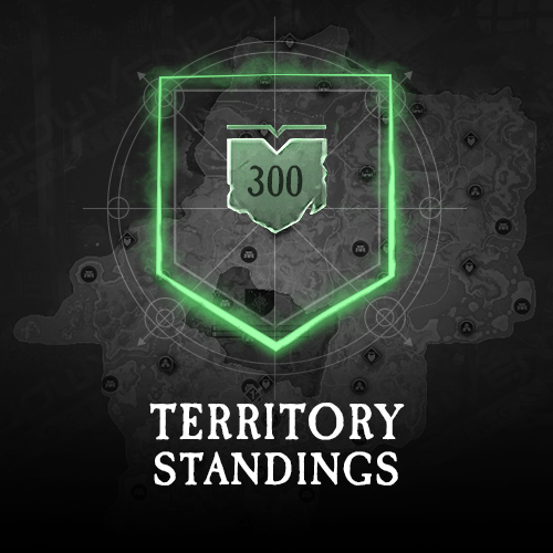 Territory Standing boost