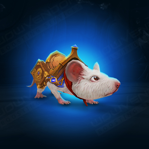 Sarge's Tale, the Hearthstone mount boost